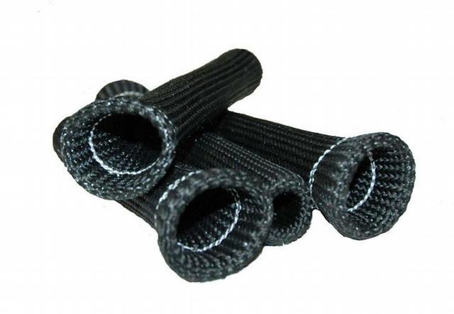 Spark PLug Boot Sleeves Black 4pk