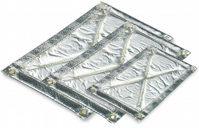 Floor Insulating Mat 10in X 18in