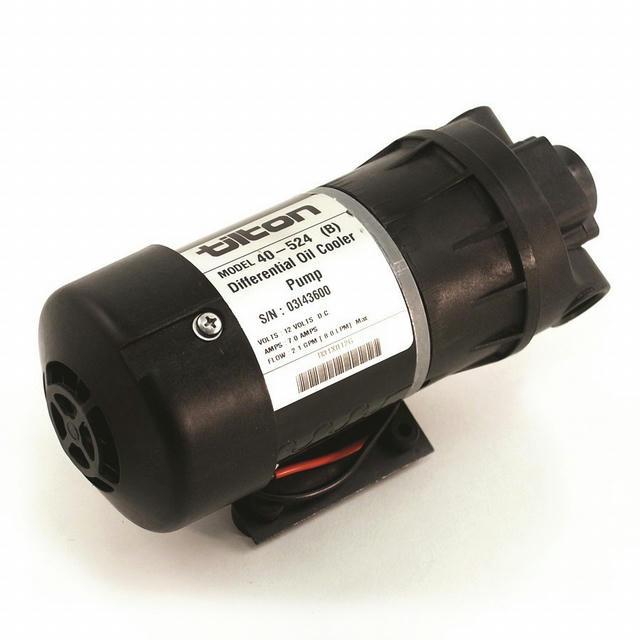 Oil/Water Cooler Pump