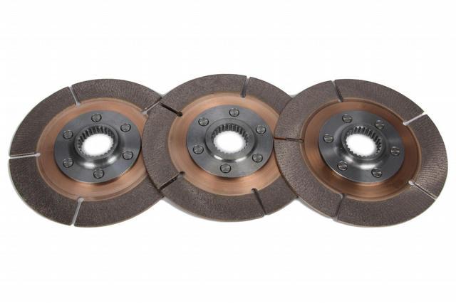 3 Plt Clutch Disc Pack 1-5/32in 26 Spline