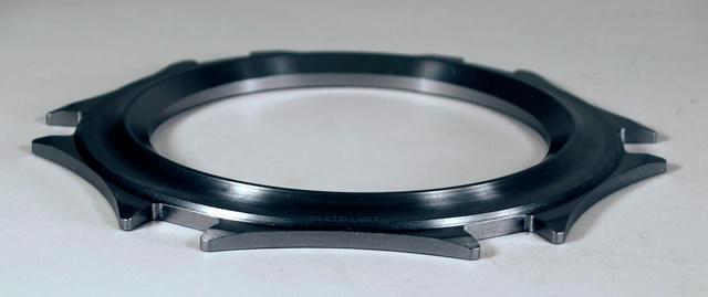 Pressure Plate 7.25in Cerametallic