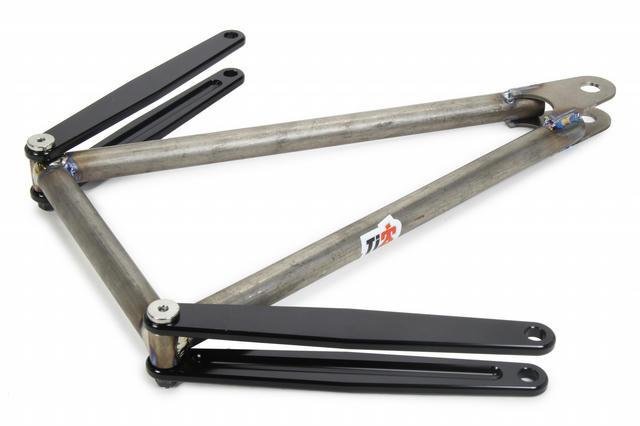 Jacobs Ladder 13-5/8 Titanium With Hardware