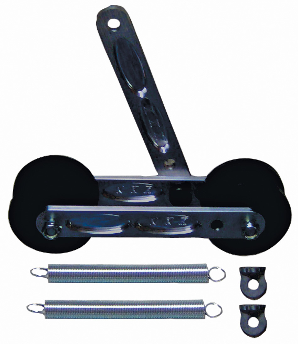 Chain Tensioner System Double Roller w/Springs