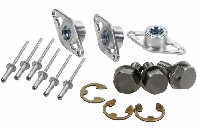 Wheel Cover Retaining Bolt Kit Steel