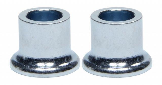 Cone Spacers Steel 1/2in ID x 3/4in Long 2pk