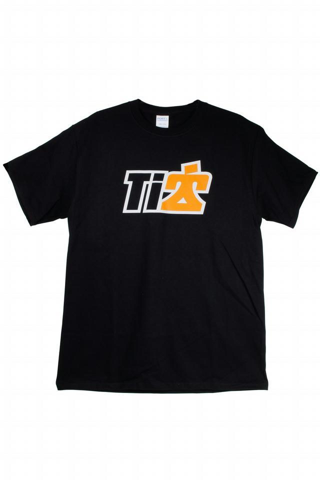 Ti22 Logo T-Shirt Black XXX-Large