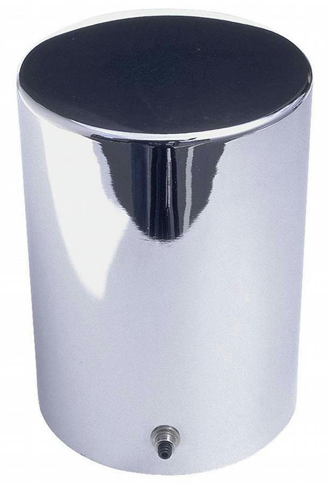 Chrome Oil Filter Cover Tall