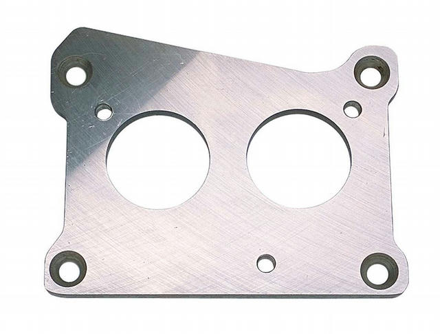 Holley 2BBL To SBC TBI Front Mount