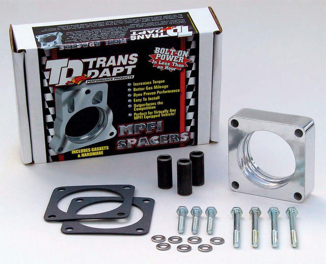 91- Jeep 2.5  4.0L Throttle Body Spacer