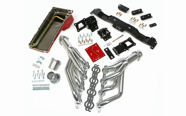SWAP IN A BOX KIT-LS ENG INE INTO 70-74 F-BODY  A