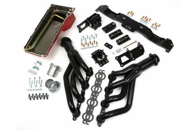 Swap In A Box Kit-LS Engine Into 75-81 F-Body