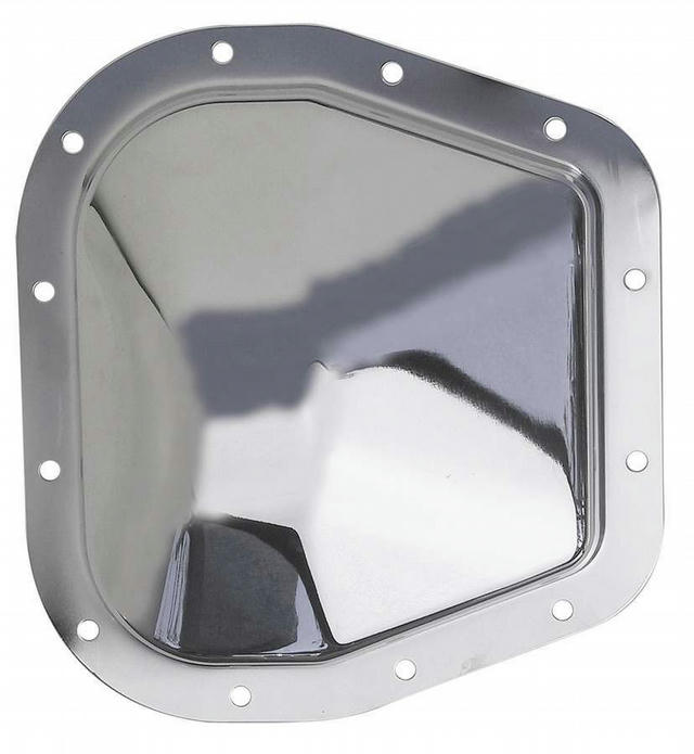Differential Cover Chrom e Ford 9.75in Ring Gear
