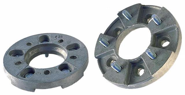 Wheel Adapter 4.75 On 4.5