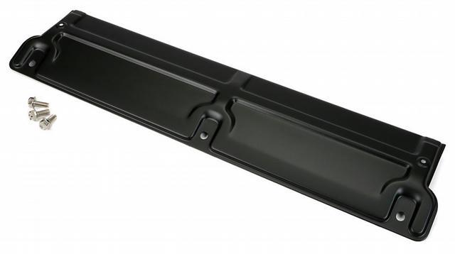 68-73CHEVELLE BLACK RAD. SUPPRT