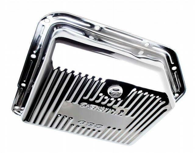 Th350 Finned Pan