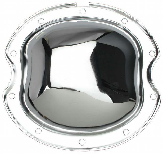 Differential Cover Chrom e GM non-8.5 Ring Gear