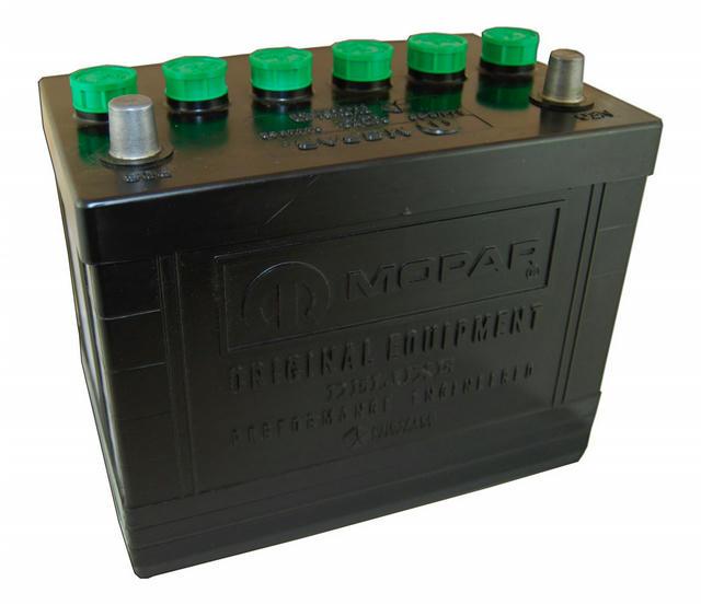 Restoration Battery Mopar 65-74