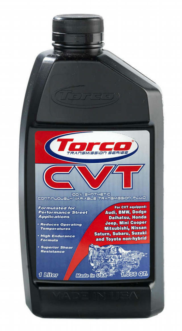 CVT Transmission Fluid 1-Liter