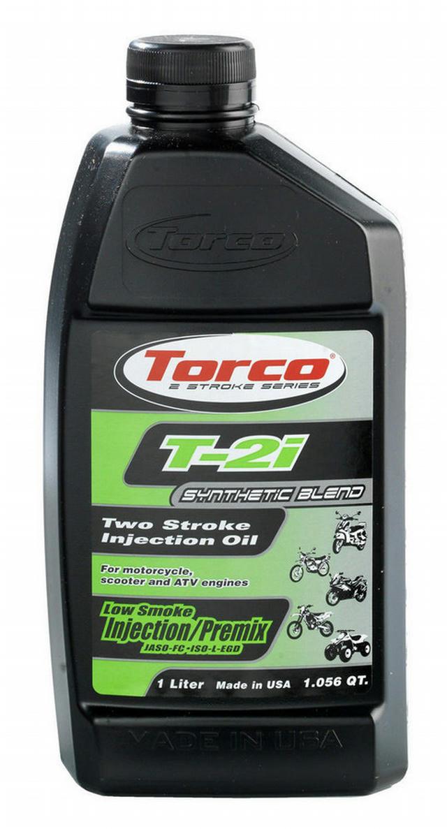 T-2i Two Stroke Injectio n Oil-1-Liter Bottle