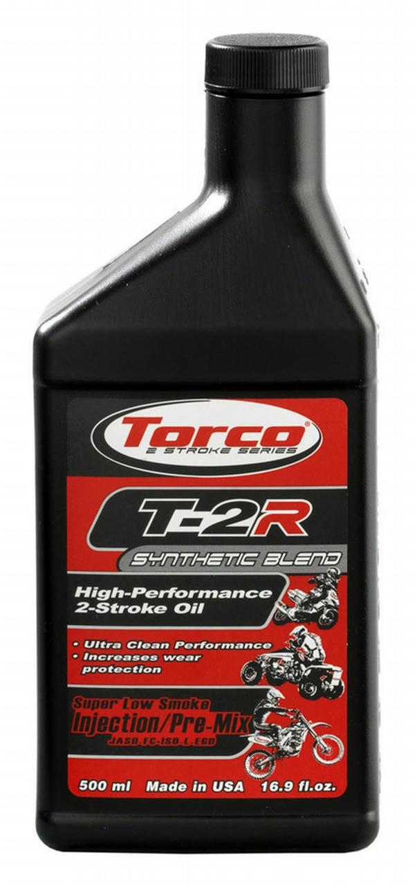 T-2R Two Stroke High Per formance Oil-12x500-ML
