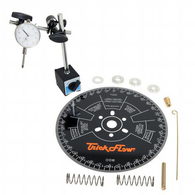 Camshaft Degree Kit w/11in Dia. Wheel