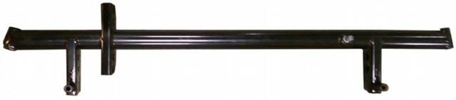 Midget Front Axle 44in Black