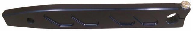 Midget Torsion Arm Left Rear 33.5 Setback Black