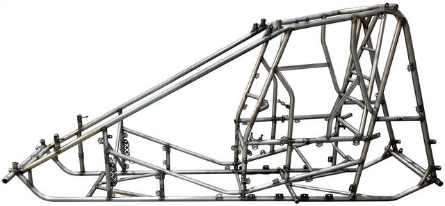 Chassis 3in Tall Car 87-40 AUS/TAF