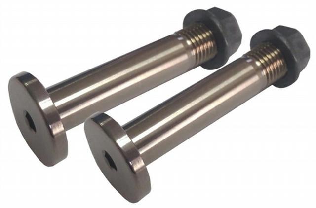 Ti Allen Head Ladder Strap Bolt Kit W/ Nuts