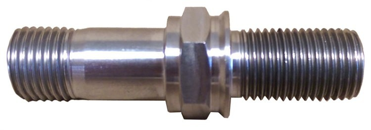 Titanium One Nut Stud For Shock Mounting