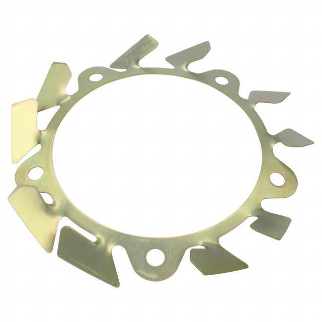 Brake Fan - LH Aluminum Wide 5