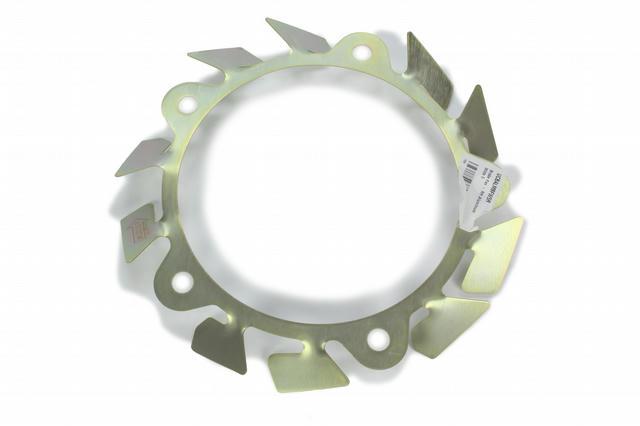 Brake Fan - RH Aluminum Wide 5