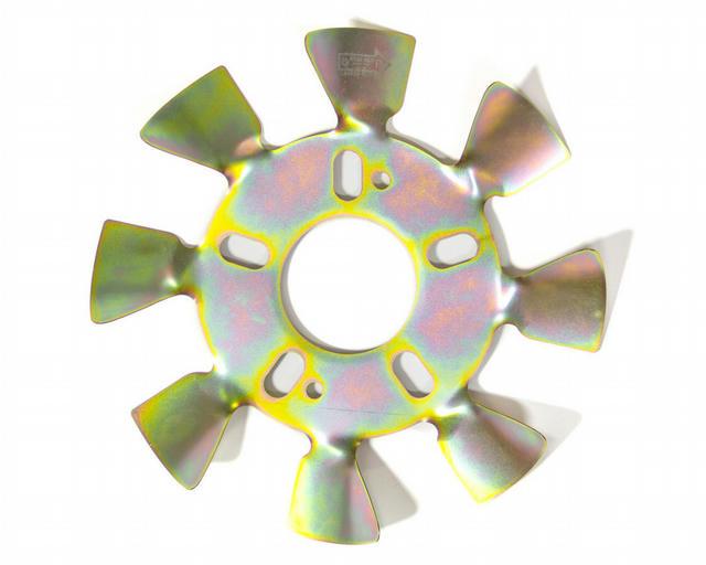 Brake Fan - RH 5x4-1/2 to 5-1/8 w/.625 Studs