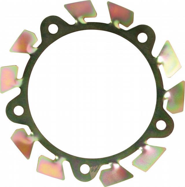 Brake Fan - LH Wide 5