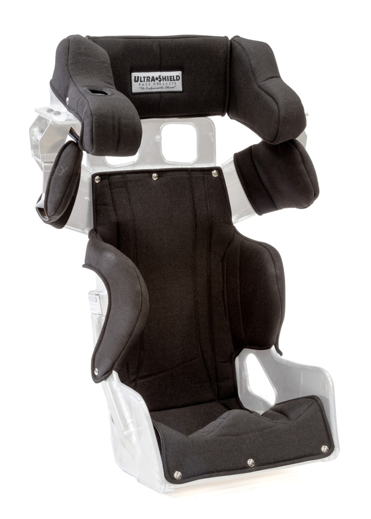 Seat Cover Black  15in & 15.5in SFI 39.2