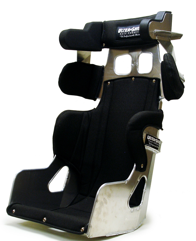 Seat 16in FC1 20 Deg w/ Black Cover