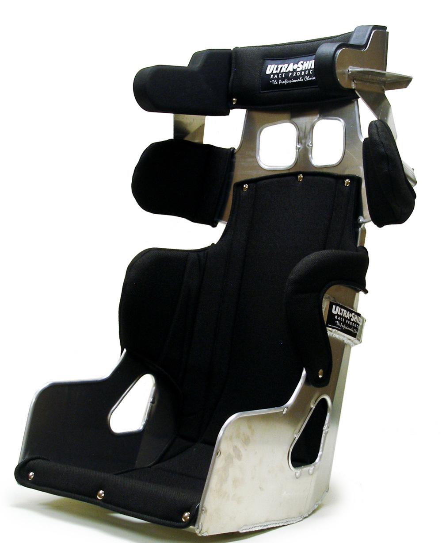 Seat 18in FC1 20 Deg w/ Black Cover