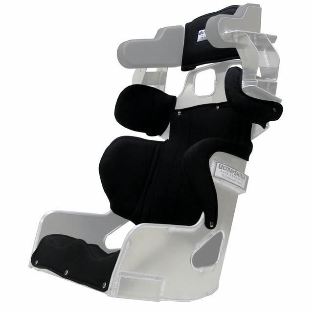 Seat Cover Black 17in VS Halo 2019
