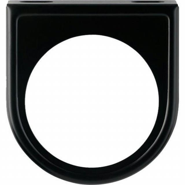 Mounting Panel 2-1/16 1 Hole Black