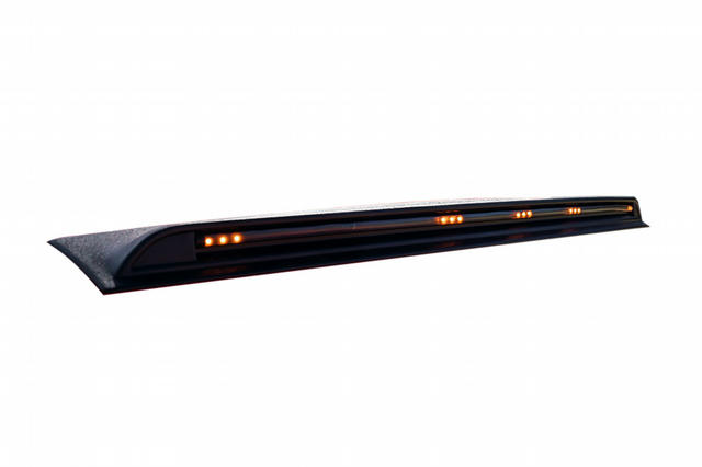 Aerocab Marker Light 14-21 Toyota Tundra Blk