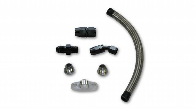 Universal Oil Drain Kit for GT Series Turbos