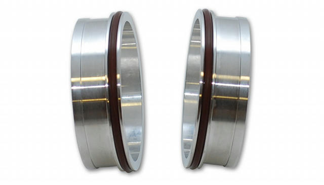 Aluminum Weld Fitting wi th O-Rings for 3-1/2in