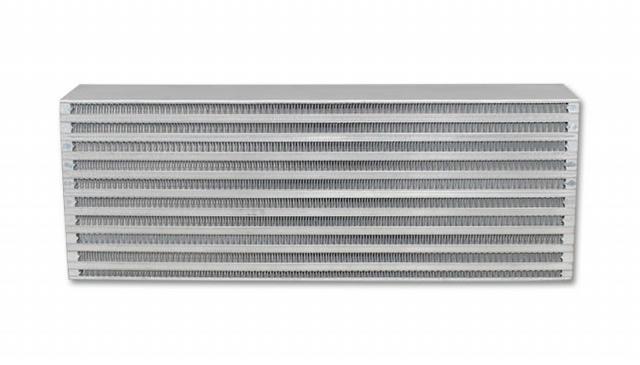 Intercooler Core; 18inW x 6.5inH x 3.25inThick
