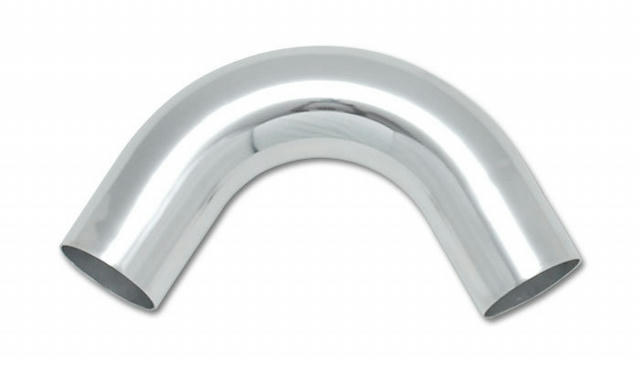 1.5in O.D. Aluminum 120 Degree Bend - Polished