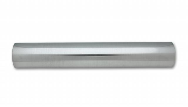 1.5in OD Aluminum Stra ight Tubing 18in Long