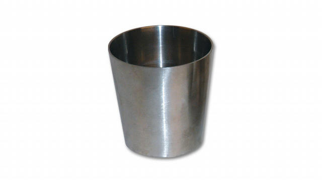 S/S 2-1/2in x 3in Concentric Reducer