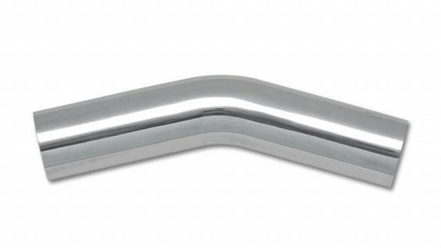 2.5in O.D. Aluminum 30 D egree Bend - Polished