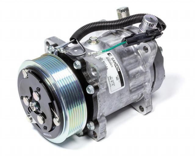 Sanden 709 Compressor Serpentine Pulley 134a