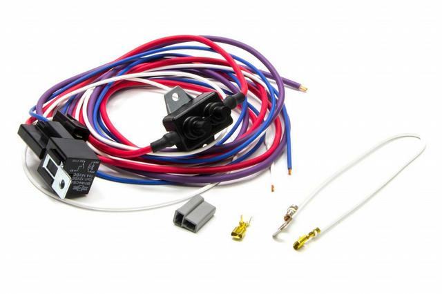 Electric Fan Wiring Kit Heavy Duty