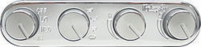 Streamline 4 Knob Control Panel